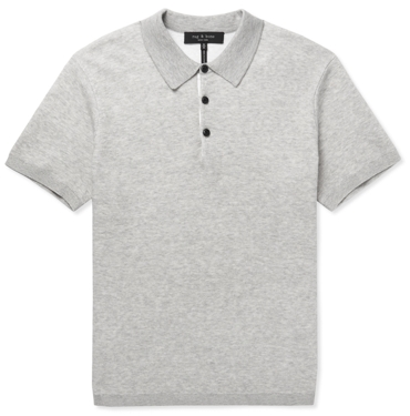 Rag & Bone Knit Polo