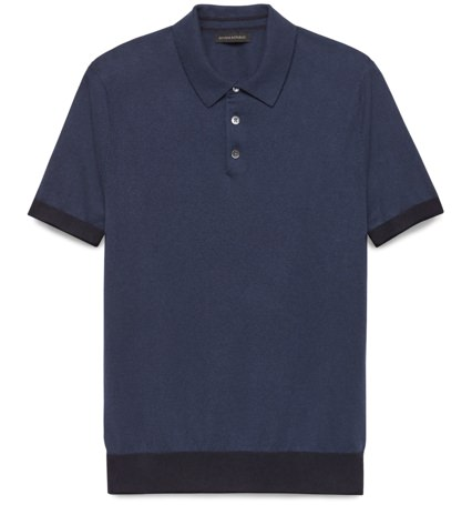 Banana Republic Knit Polo