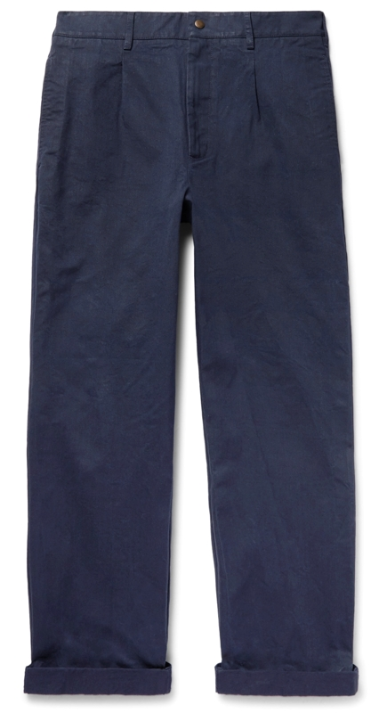 Noah Pleated Men's Pants