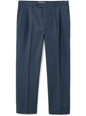 Mango Pleated Men's Pants