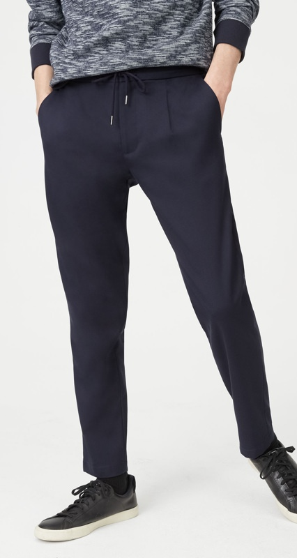 Club Monaco Pleated Men's Pants