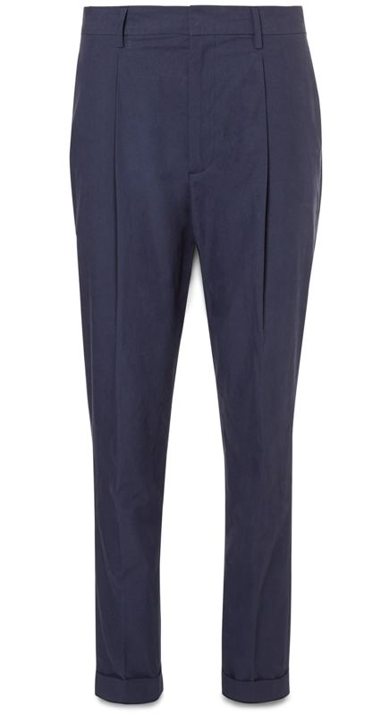 Mr P. Pleated Men's Pants