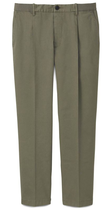 Uniqlo Pleated Men's Pants