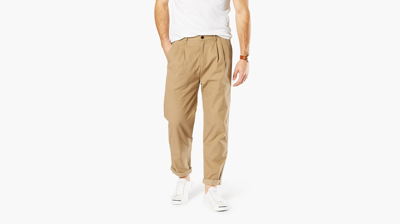Dockers Pleated Men's Pants
