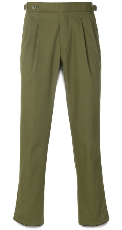 The Gigi Pleated Men's Pants