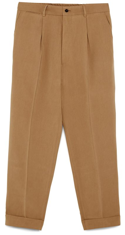 Zara Pleated Men's Pants
