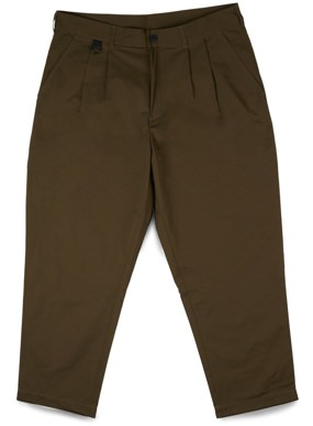 Brandblack Pleated Men's Pants