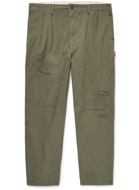 Beams Pleated Men's Pants