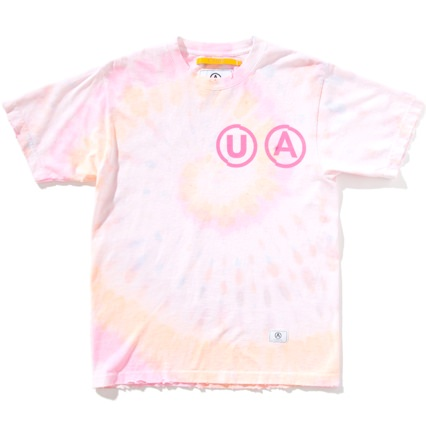 Union Los Angeles Men's Tie-Dyed T-Shirt