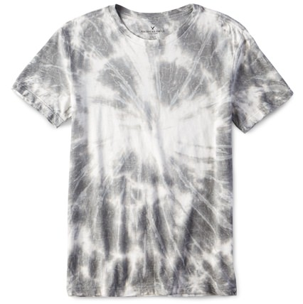 American Eagle Men's Tie-Dyed T-Shirt