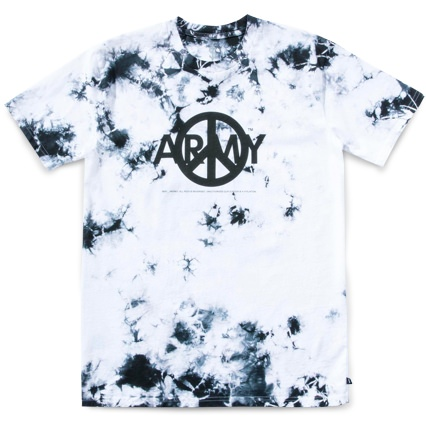$ by Jamie Story Men's Tie-Dyed T-Shirt