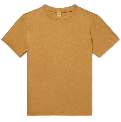 Velva Sheen Men's Specialty Fabric T-Shirt