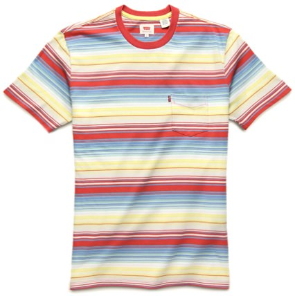 Levi's Men's Striped T-Shirt