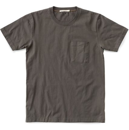 Nudie Jeans Men's Specialty Fabric T-Shirt