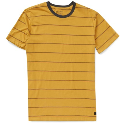 Billabong Men's Striped T-Shirt
