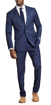 Bonobos Jetsetter All-Season Wool Suit