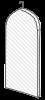 Whitmor Natural Linen Soft Storage Garment Bag