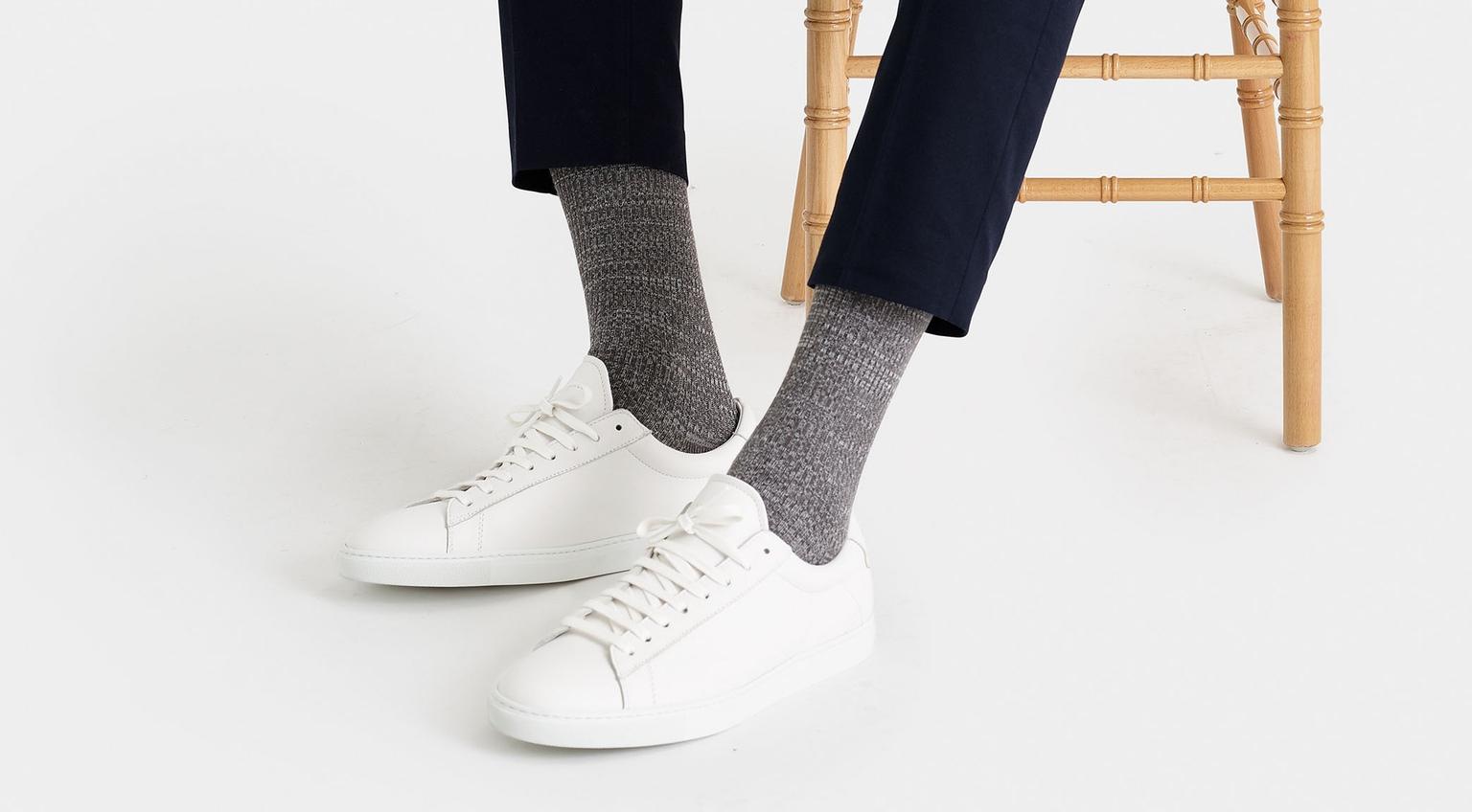 vince slater nubuck sneakers