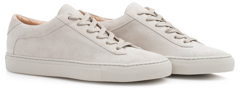 Koio Capri Arena Suede Sneakers