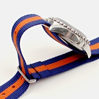 How to Strap on a NATO Strap - Step 2