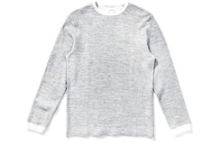 Saturdays NYC Double-Knit Long Sleeve T-Shirt