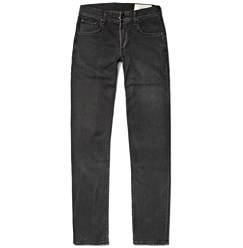 Rag & Bone Washed Skinny-Fit Jeans