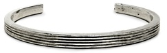 Craighill Sterling Silver Cuff