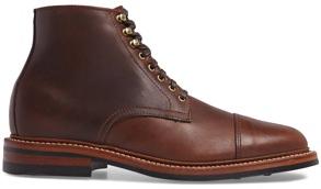Oak Street Bootmakers Cap-Toe Boots