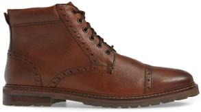 Florsheim Cap-Toe Boots