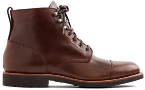 J.Crew Cap-Toe Boots