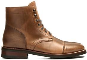 Thursday Boot Co. Cap-Toe Boots