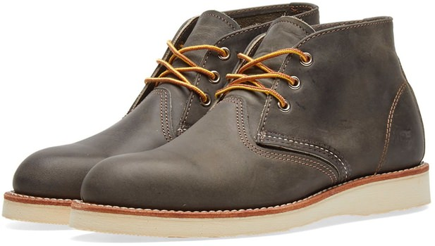 Red Wing Heritage Chukka Boots