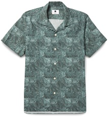 NN07 Camp Collar Shirt
