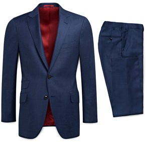 Suitsupply Siena Italian Wool Suit