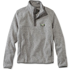 L.L. Bean Fleece Pullover