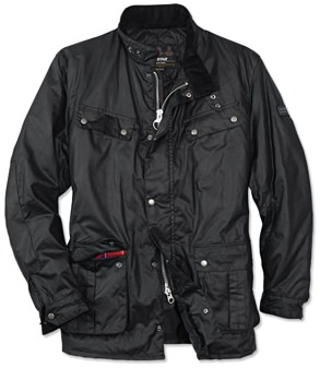 Barbour Waxed Cotton Duke Jacket