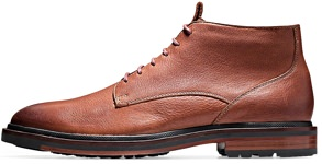 Cole Haan Waterproof Leather Chukkas