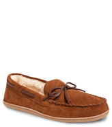 J.Crew Factory Shearling Moccasins