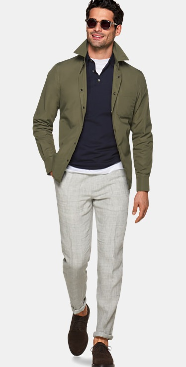 Suitsupply Shirt Jacket