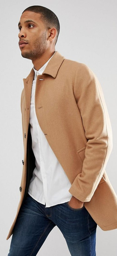 ASOS Wool Mix Coat