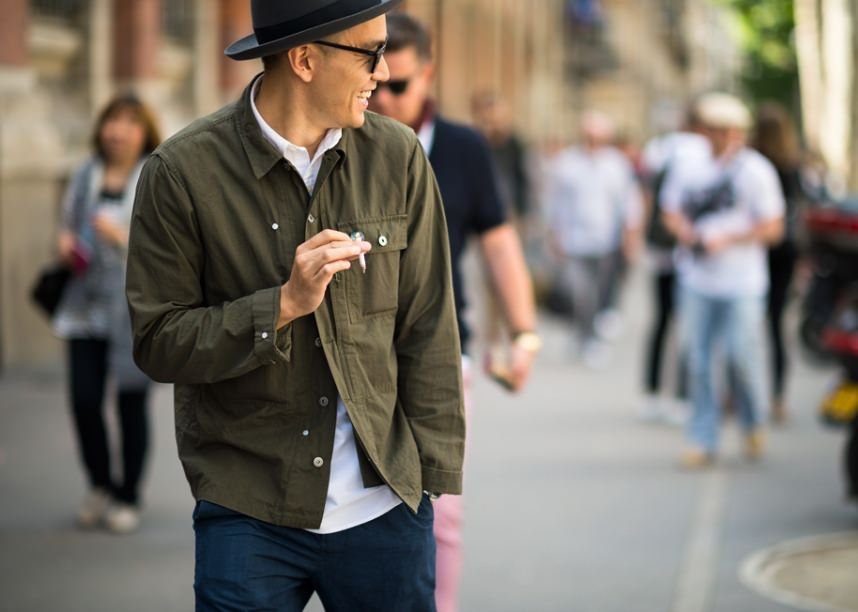 3 Fool-Proof Men's Wardrobe Color Combinations