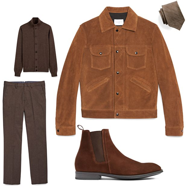 Brown Outfit Pairings