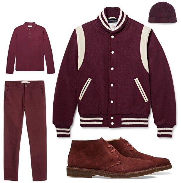 Maroon Outfit Pairings