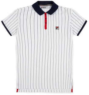 Fila Droptail Heritage Polo