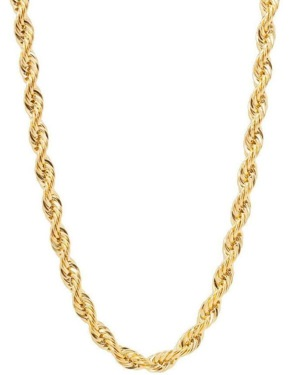 Mister Rope Chain Necklace