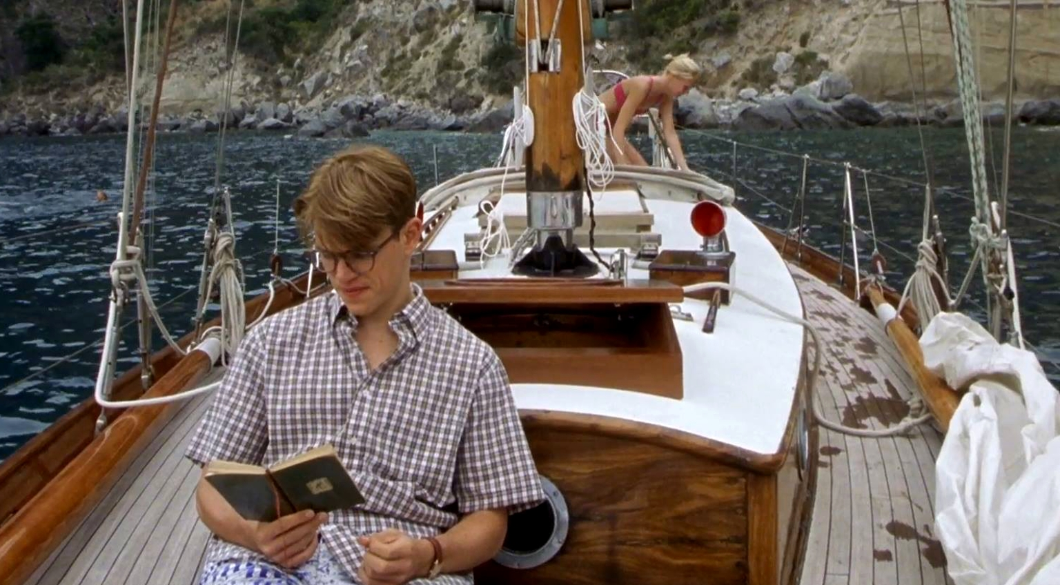 """Inspired: """"The Talented Mr. Ripley"""" Film Style 