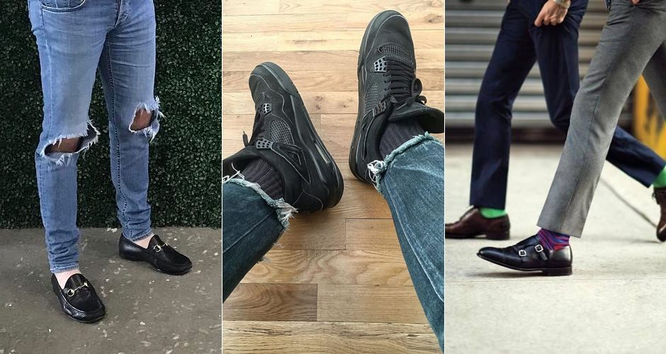 Match Your Socks to Your Pants