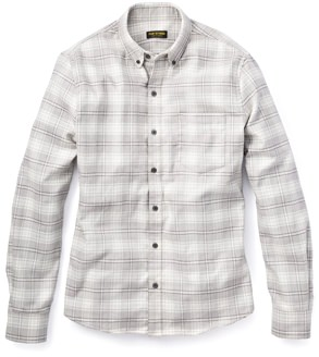 Flint and Tinder Plaid Flannel Shirt