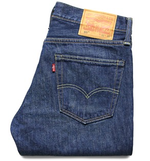 Levi's US-Made 511 Jeans