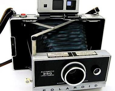 The Find: Vintage Polaroid - Automatic Land 250 Vintage Polaroid ...
